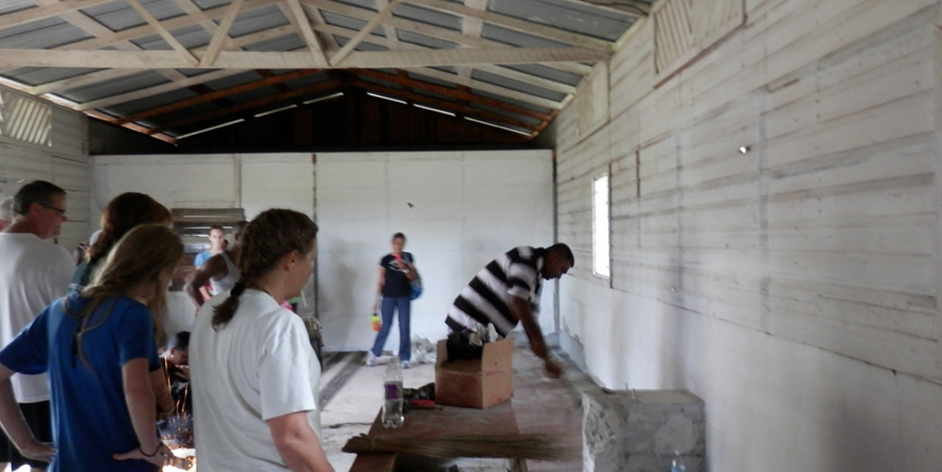 Building a Safe House in Guyana